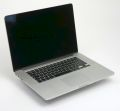 "15"" Apple MacBook Pro 11,4 4770HQ @ 2,2GHz 16GB Cam (o. NT/SSD) Mid 2015 B-Ware"