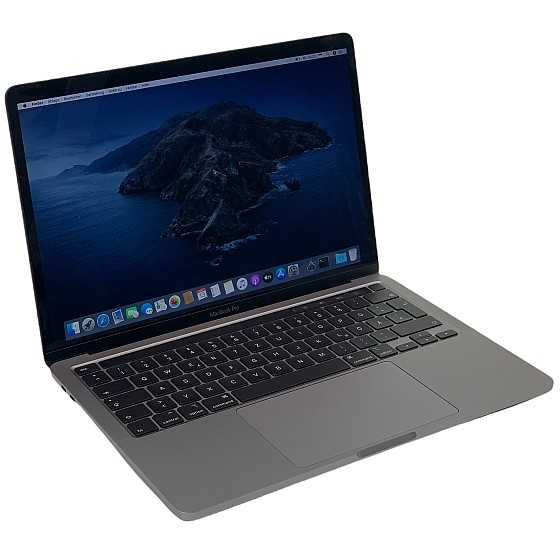 "13"" Apple MacBook Pro 16,2 Core i5 1038NG7 @ 2GHz 16GB 512GB SSD 2020 Webcam FP"