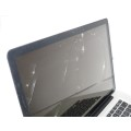 "15,4"" Apple MacBook Pro 8,2 Core i7 @ 2GHz (Teile Fehlen, Glasbruch) Early 2011"