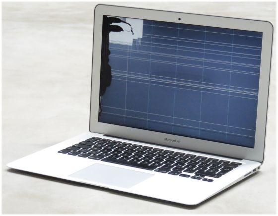 "13,3"" Apple MacBook Air 6,2 2013 i7 4650U 8GB (Displaybruch) beschädigt C-Ware"