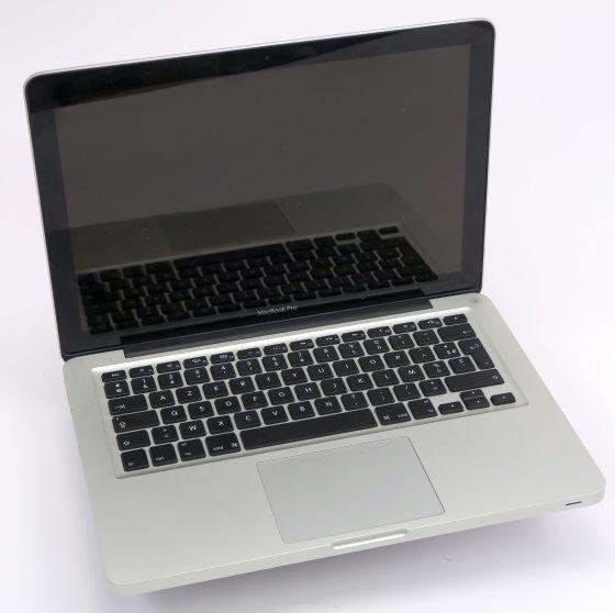 "13"" Apple MacBook Pro 9,2 i5 2,5GHz (ohne NT) italienisch defekt Mid-2012"