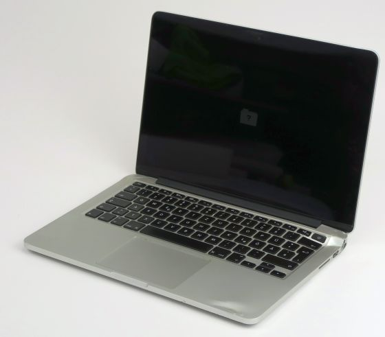 "13"" Apple MacBook Pro 11,1 i7 4578U 3GHz 8GB (ohne NT) beschädigt C-Ware"