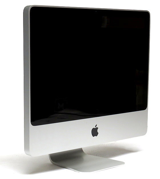 "Apple iMac 20"" 8,1 Core 2 Duo E8335 @ 2,66GHz 2GB DVDRW ohne HDD Early 2008 B- Ware"