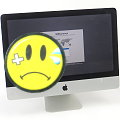 "Apple iMac 21,5"" 12,1 Core i7 2600S @ 2,8GHz 8GB 256GB SSD + 1TB Mid-2011 C-Ware"