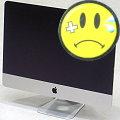 """Apple iMac 21,5"""" 14,1 Quad Core i5 4570R @ 2,7GHz 8GB 256GB SSD Late 2013 kleiner Glasbruch"""