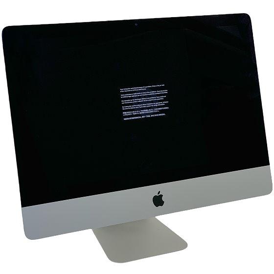 """Apple iMac 21,5"""" 18,2 Quad Core i5 7400 @ 3GHz 8GB 256GB SSD 4K defekt Mid 2017"""