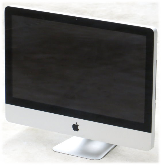 2009 apple imac 21 5 core 2 duo e7600 3 06ghz 4gb ohne. Black Bedroom Furniture Sets. Home Design Ideas
