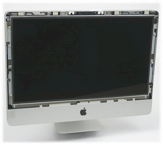 "Apple iMac 21,5"" 11,2 Core i3 540 @ 3,06GHz 4GB DVD±RW Computer ohne Festplatte (Mid 2010)"