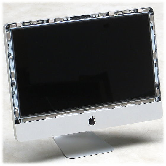 "21,5"" Apple iMac 2010 Core i3 540 @ 3,06GHz Display defekt (unvollständig)"