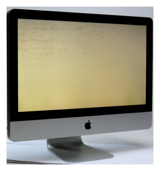 """Apple iMac 21,5"""" 11,2 Core i3 540 @ 3,06GHz 4GB (Mid-2010) C- Ware PC ohne HDD"""