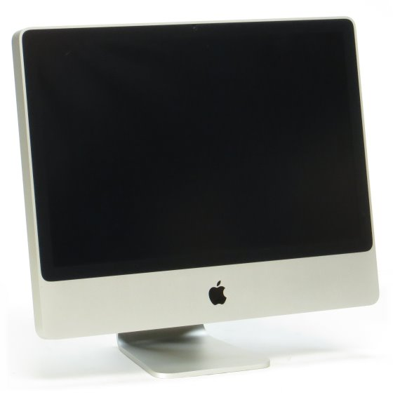 "Apple iMac 24"" 9,1 Core 2 Duo E8135 @ 2,66GHz 8GB DVDRW ohne HDD B- Ware Early 2009"