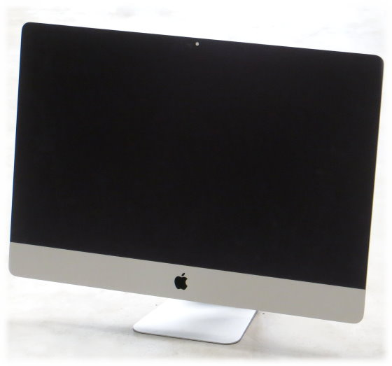 "Apple iMac 27"" 13,2 Core i5 3470S @ 2,9GHz 8GB 1TB GTX660M Late 2012"