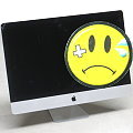 "Apple iMac 27"" 14,2 Core i5 4570 @ 3,2GHz 16GB 256GB SSD B- Ware Glasbruch (Late 2013)"