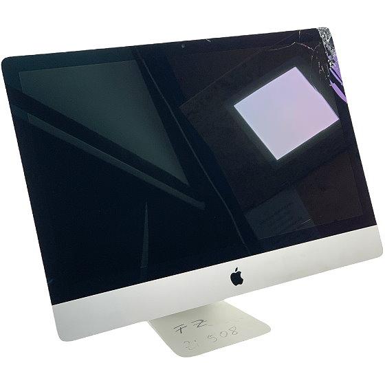 "Apple iMac 27"" 5K 18,3 Glasbruch i5 7500 @ 3,4GHz 16GB 256GB SSD Radeon Pro 570/4GB Mid 2017"