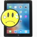 Apple iPad 3 Tablet 16GB WiFi + Cellular 3G Glasbruch C- Ware ohne Ladegerät