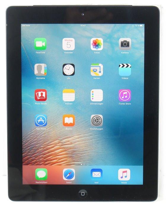 Apple iPad 3 64GB WiFi + Cellular (ohne NT) Displaykratzer