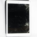 Apple iPad Air 32GB Wifi + Cellular weiß C-Ware Glasbruch ohne Ladegerät