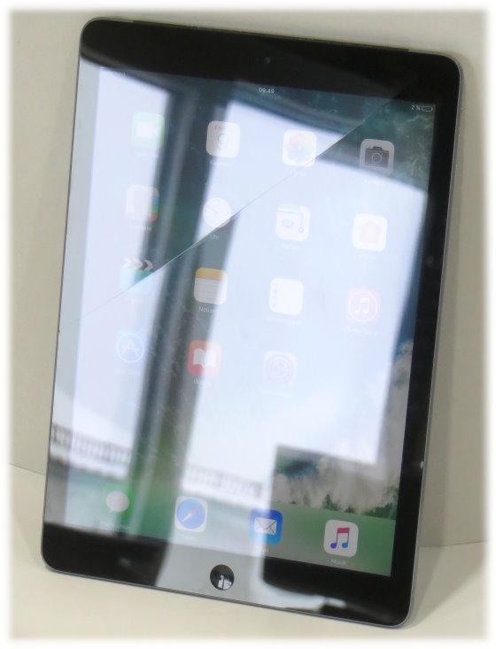 apple ipad air 32gb wifi cellular schwarz glasbruch c. Black Bedroom Furniture Sets. Home Design Ideas