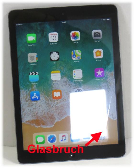 apple ipad air 32gb wifi cellular schwarz glasbruch. Black Bedroom Furniture Sets. Home Design Ideas