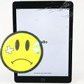 "Apple iPad Air 2 C- Ware Glasbruch 64GB WiFi + Cellular/LTE/4G 9,7"" Tablet-PC ohne NT"