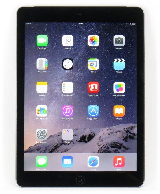 Apple iPad Air 1. Gen 16GB WLAN schwarz