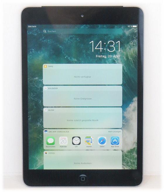 apple ipad mini 2 16gb wlan cellular lte 4g tablet pc. Black Bedroom Furniture Sets. Home Design Ideas