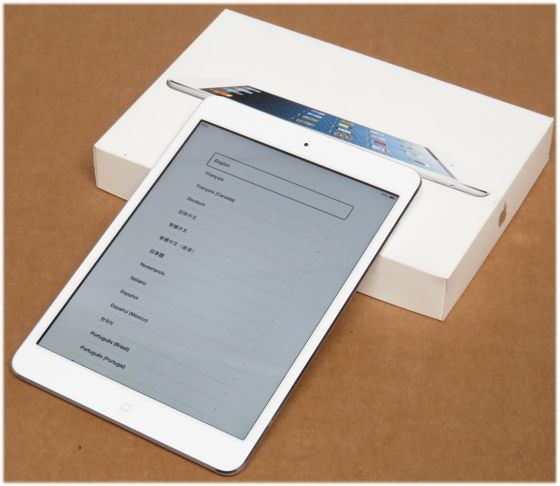 apple ipad mini silber 64gb wlan 3g tablet tablet pc. Black Bedroom Furniture Sets. Home Design Ideas