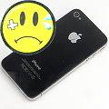 Apple iPhone 4 C- Ware Glasbruch Kratzer 16GB schwarz Smartphone SIMlock-frei