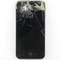 Apple iPhone 4S C- Ware Glasbruch Apple ID gesperrt / iCloud-Sperre 16GB schwarz