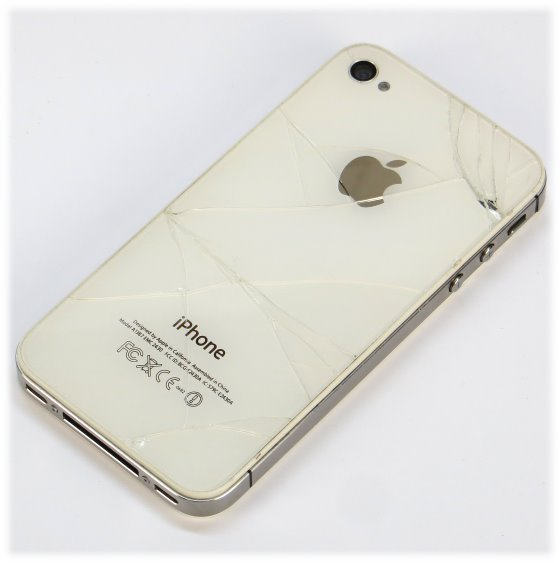 Iphone  Akku Grobe