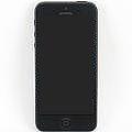 Apple iPhone 5 B- Ware Kratzer (Akku defekt) schwarz-silber 32GB ohne SIMlock