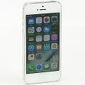 Apple iPhone 5 (Akku defekt) 32GB weiß-silber Smartphone ohne SIMlock