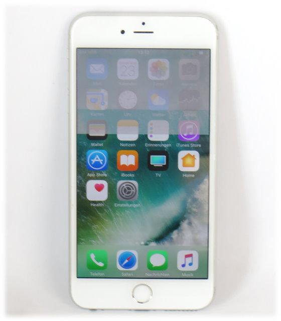 apple iphone 6 plus wei 64gb defekt wackelkontakt handy. Black Bedroom Furniture Sets. Home Design Ideas