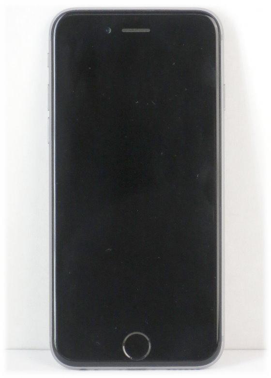 Apple iPhone 6 (Akku defekt) schwarz-silber 16GB Smartphone ohne SIMlock ohne NT