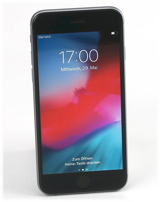 "Apple iPhone 6 32GB schwarz Smartphone 4,7"" Retina Display ohne SIMlock"