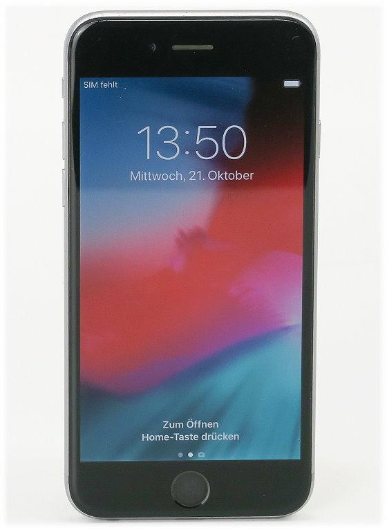 """Apple iPhone 6 B-Ware Kratzer 16GB schwarz Smartphone 4,7"""" ohne SIMlock"""
