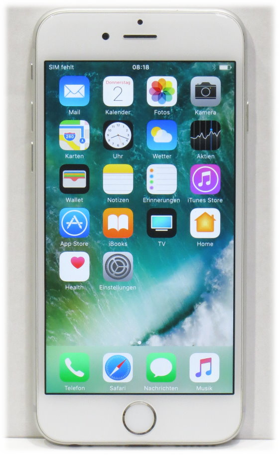 Apple iPhone 6 64GB weiß Smartphone SIMlock-frei