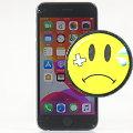 Apple iPhone 6S C- Ware Glasbruch 32GB schwarz Smartphone ohne Ladegerät