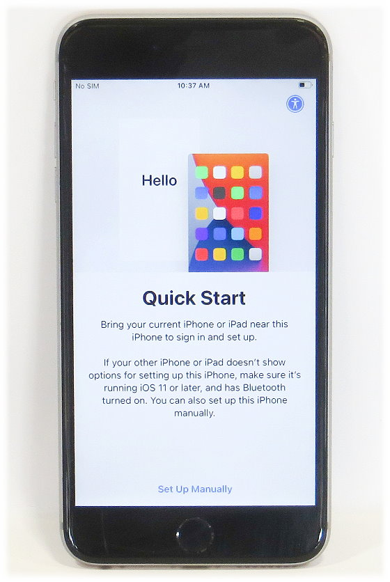 "Apple iPhone 6s Plus 16GB silber Smartphone 5,5"" ohne SIMlock"