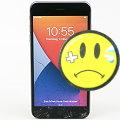 Apple iPhone 6s Plus C- Ware Glasbruch 64GB schwarz Smartphone ohne Ladegerät
