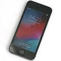 Apple iPhone SE B- Ware Bildfehler Gehäuseschäden Kratzer 32GB schwarz ohne NT
