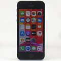 "Apple iPhone SE B-Ware Glasbruch 64GB schwarz-silber 4"" Smartphone ohne SIMlock"