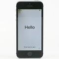 Apple iPhone SE B-Ware Bildfehler/Kratzer 64GB schwarz Smartphone ohne SIMlock