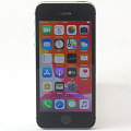 "Apple iPhone SE B-Ware 64GB schwarz-silber 4"" Smartphone ohne SIMlock"