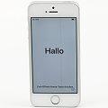Apple iPhone SE (Hintergrundbeleuchtung defekt) C- Ware 128GB weiß-silber