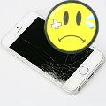"""Apple iPhone SE defekt Glasbruch keine Funktion 16GB weiß Smartphone 4"""""""
