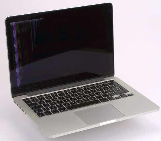 """13"""" Apple MacBook Pro 12,1 i5 2,7GHz 8GB (ohne SSD/NT) Displaybruch C-Ware Early 2015"""