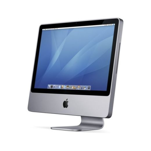 "Apple iMac 20"" 8,1 Core 2 Duo E8135 @ 2,4GHz 4GB 250GB DVD±RW Workstation (Early 2008)"