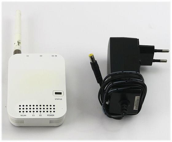 Aruba RAP-2WG Remote Access Point WLAN WiFi 802.11 b/g 54Mbps + 10/100 Base-T