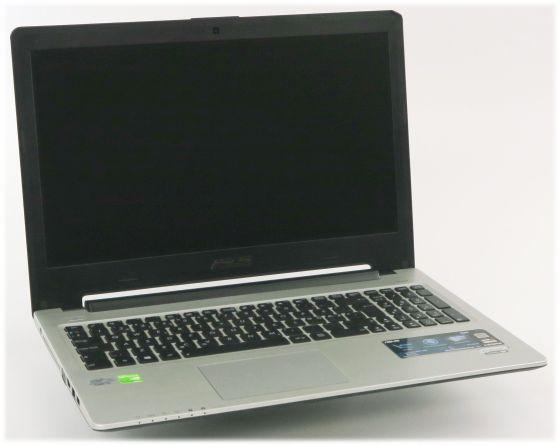 "15,6"" Asus S56C i5 3337U 1,8GHz 4GB DVDRW (ohne HDD/NT) norw. B-Ware"